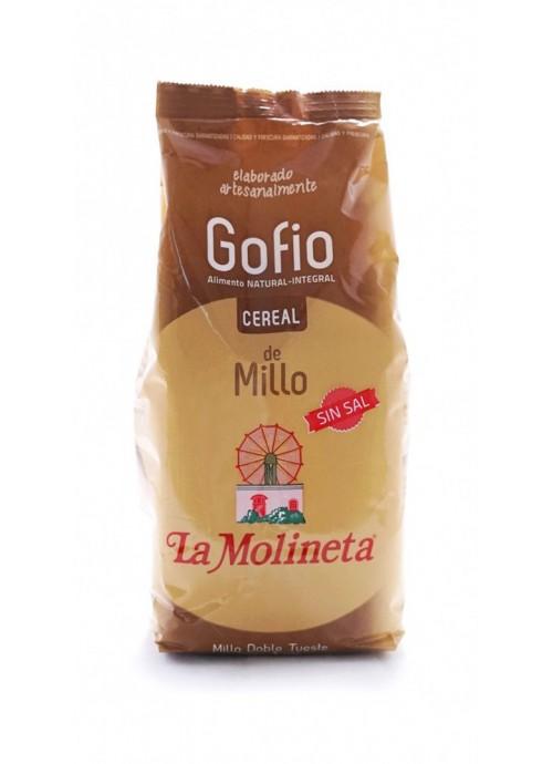 Corn Gofio for diets