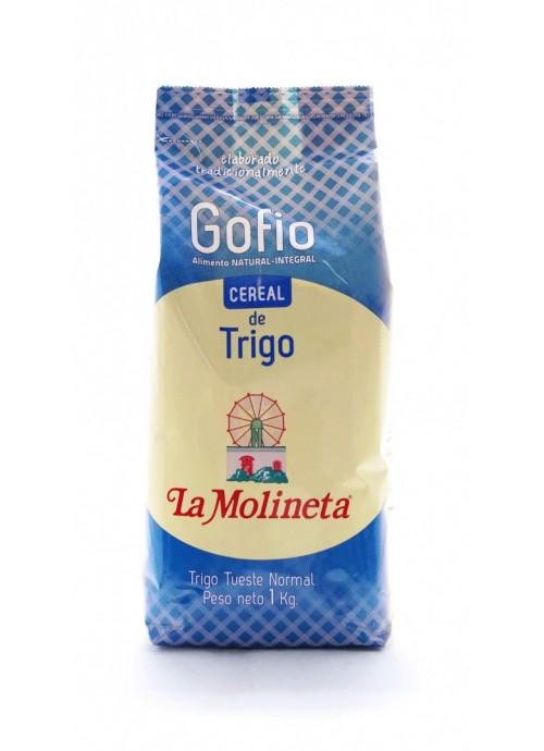 Gofio de Trigo (1kg) Tueste...