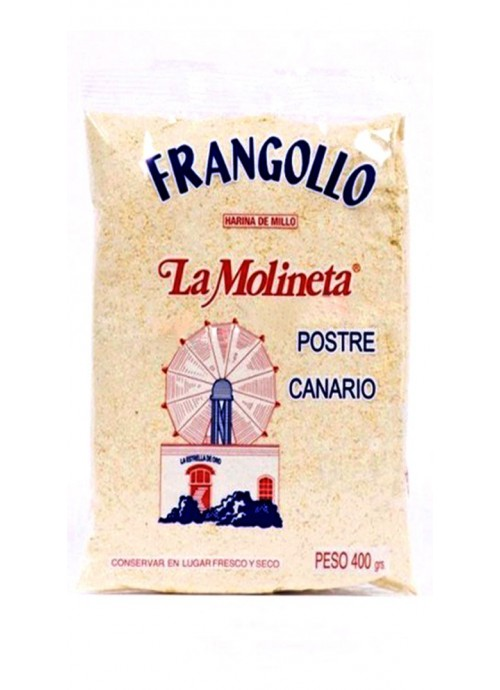 Frangollo (Canary dessert)