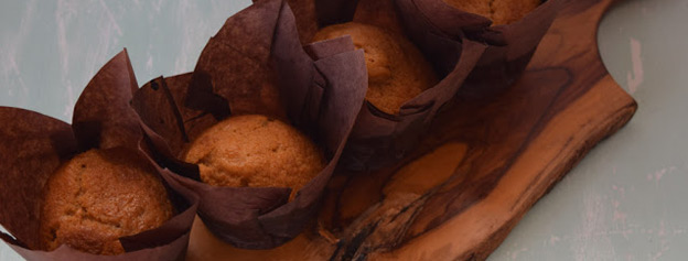 Gofio muffins