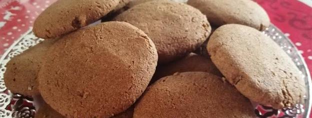 Gofio Cookies